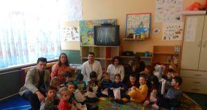 Sa obilježavanja Svjetskog dana oralnog zdravlja u Dječijem obdaništu