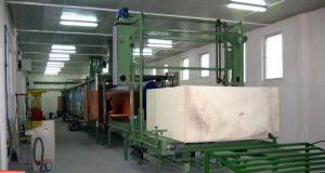 Proizvodnja spužve u firmi Zaharex d.o.o.Špionica Srebrenik