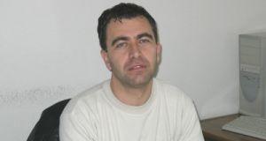Šef Službe Muhamed Jašarević dipl.krim.