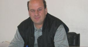Šef službe Ramiz Suljkanović dipl.oec.