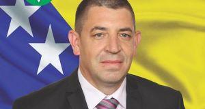 Nihad Omerović - načelnik općine Srebrenik
