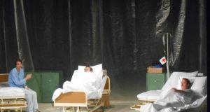 Detalj iz predstave Opšta bolnica