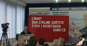 Vesna Veselčić:- Civilna zaštita općine Srebrenik je proglašena za najbolju u BiH u 2013.godini