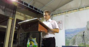 U ime premijera Vlade Tuzlanskog kantona, učesnicima svečanosti obratio se Jakub Suljkanović, ministar finansija u Vladi TK-a
