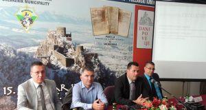 Detalj sa prezentacije u Srebreniku