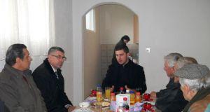 Načelnik je ranije posjetio jereja Radovanović Spasoja u Špionici
