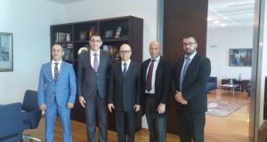 Detalj sa posjete Ambasadi R. Turske u Sarajevu