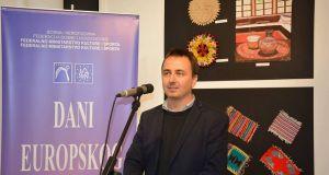 Prof. Mirza Suljagić: -Prva osnovna škola Srebrenik je na ovoj manifestaciji nagrađena za video rad Stećak kameni ćuti...