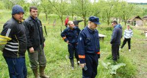 Načelnik Buljubašić i članovi Štaba CZ Srebrenik su takođe svakodnevno na terenu