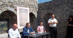 O značaju ovog historijskog dokumenta i datuma govorili su: mr. Adamir Jerković, prof. dr. Edin Mutapčić, mr. Nermin Tursić i profesor Mirza Suljagić