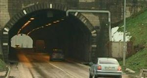tunel ormanica 1